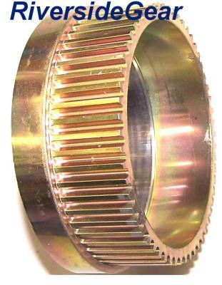 Rsgd Fatr Dodge Tone Ring on 2001 Dodge Ram 3500 Parts