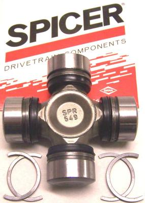 Spicer Solid U-Joint Jeep Applications