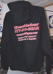 FREE WITH TRANSMISSION UNIT PURCHASE Riversidegear Hooded Sweatshirt