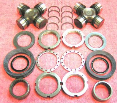 MAJOR Wheel Joint and Spindle Service Kit