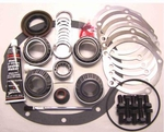 "Ford 9"" Bearing & Seal Kit with Solid Spacer Standard Carrier Bearing"