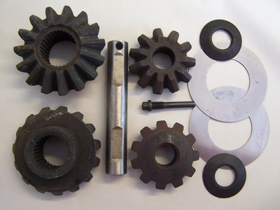 Spider and side gear internal set. 1989-1998 OPEN DIFF ONLY