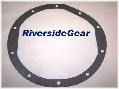 Cover Gasket 8.5 Corp Front