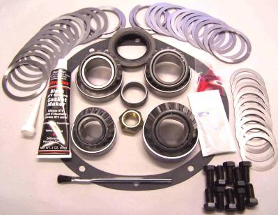 GM 10 Bolt 8.5 FRONT Master Differential Bearing Kit