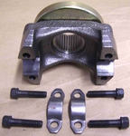 12 Bolt Chevy CAR with HIGH PERFORMANCE OPTION 1330 SERIES O.E. STYLE YOKE