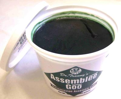 Assemblee GOO Assembly Lube YOU NEED THIS!