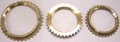 Synchronizer Ring Kit for the GM MUNCIE SM465 4 Speed