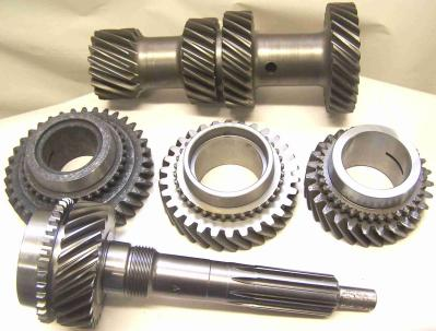 FREE SHIPPING ON THIS Muncie 4 Speed M20 Gearset With 10 Spline Input