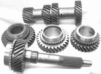 FREE SHIPPING ON THIS Muncie 4 Speed M21 Gear Kit in 10 or 26 Spline Input YOU CHOOSE