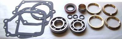 ON SALE IS OUR Basic Bearing Kit Muncie 4 Speed 1966 - 1970