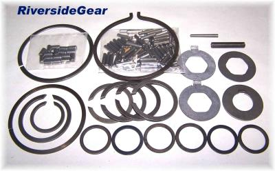 Small Parts for Muncie 4 Speed 1966 - 1974