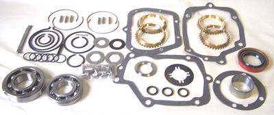 ON SALE IS OUR Deluxe Bearing Kit with Brass 66-70 Muncie 4 Speed