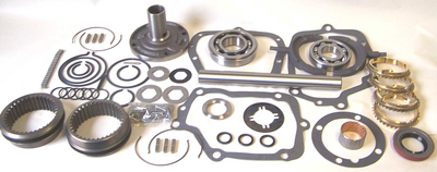 Master Overhaul Kit Muncie 4 Speed Fits M20 M21 M22 1966 - 1970