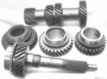 Muncie 4 Speed M21 Gear Kit in 10 or 26 Spline Input YOU CHOOSE